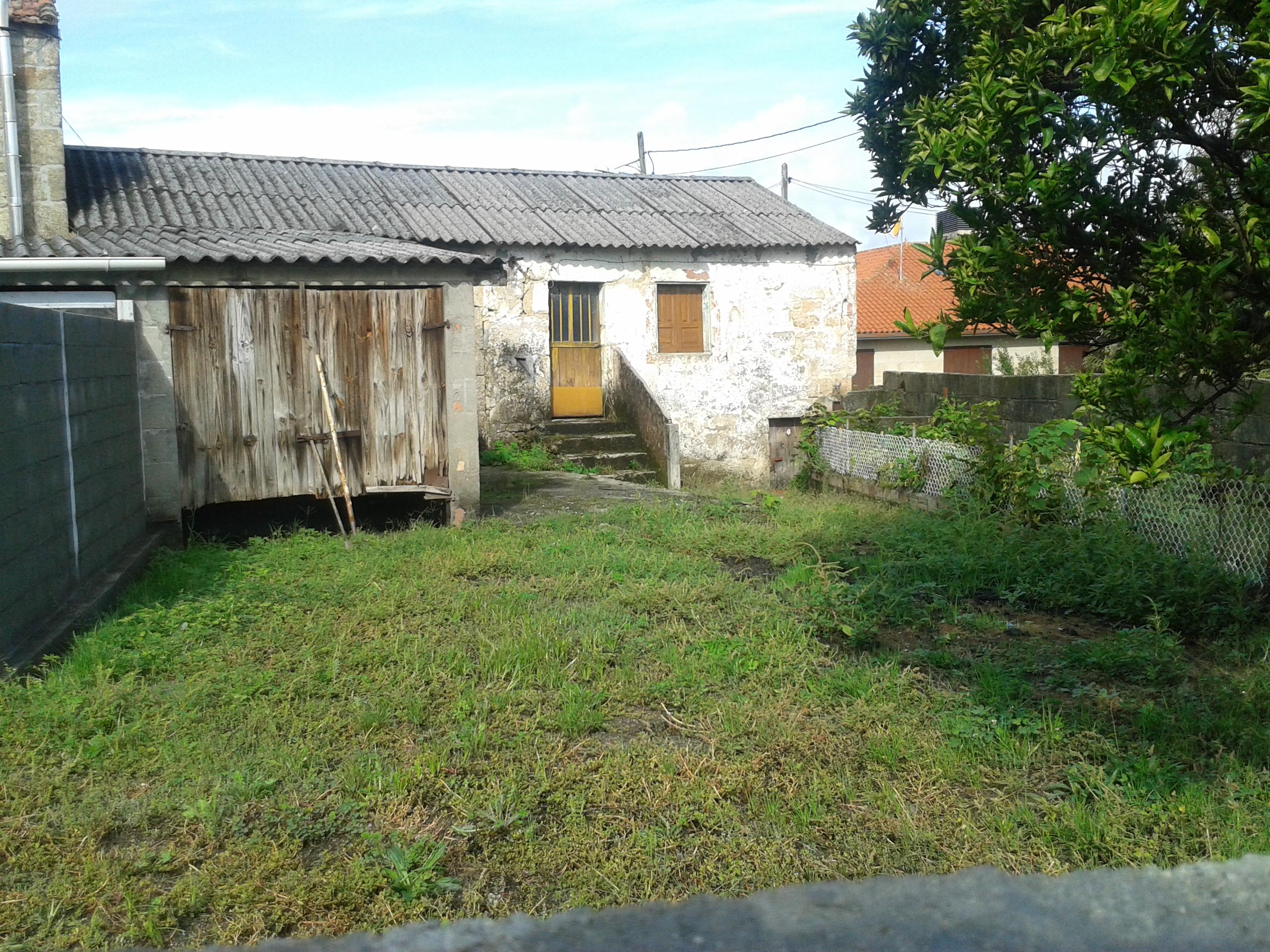 Cng inmobiliaria en poio casa para restaurar en mourente - Casas para restaurar en pontevedra ...